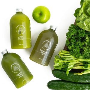 """Green"" Cold Pressed Juice Pack"