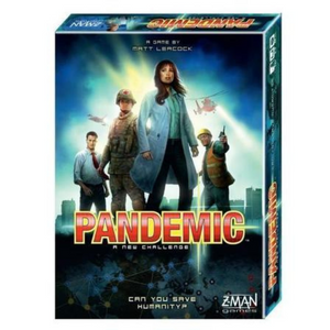 Pandemic, A New Challenge Board Game