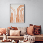 Load image into Gallery viewer, Watercolor Arch Print (46 x 64 cm)