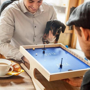 Klask, The Magnetic Game of Skill