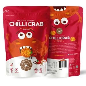 "The Kettle Gourmet ""Chilli Crab"" Popcorn Set"