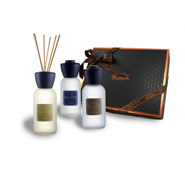 Home Scents Gift Set, 3x60ml