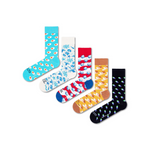 "Load image into Gallery viewer, Talking Toes Socks Bundle of 5 ""Positive"" Gift Pack"