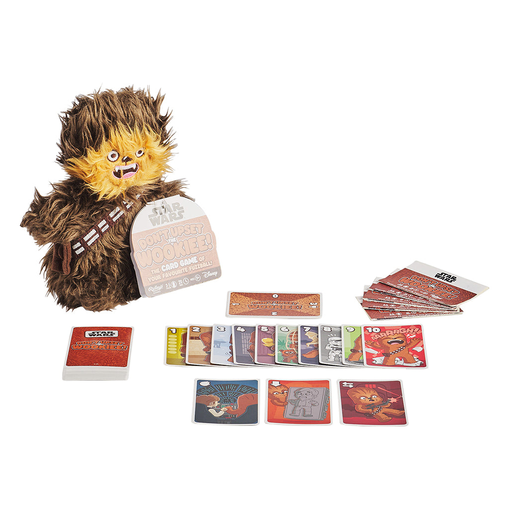 "Ridley's Games Star Wars ""Don't Upset The Wookiee!"" Card Game"