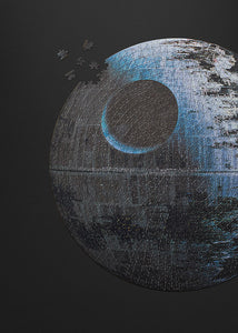 Ridley's Games Star Wars Death Star Jigsaw Puzzle, 1,000 pieces