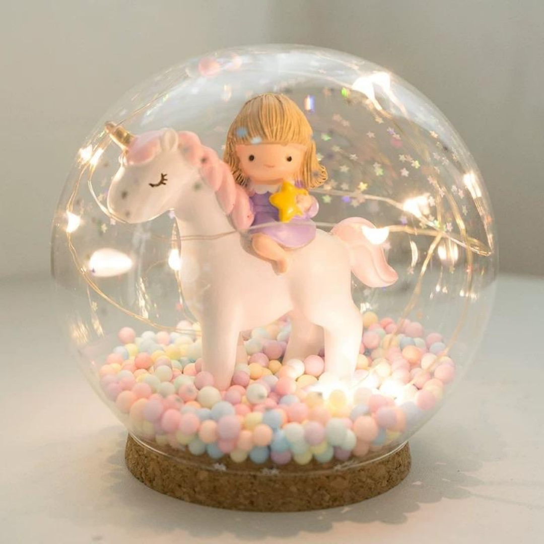 Unicorn Bubbles & Sprinkles