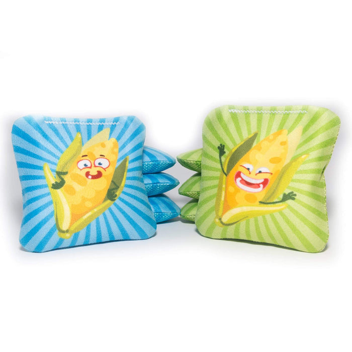 Bitty Bags - Kids Cornhole Bags - Corn Shucker Series
