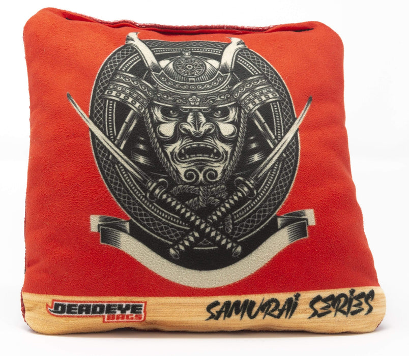 Samurai Emblem - Red