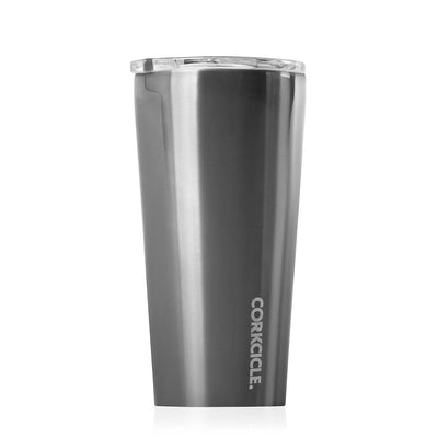 Insulated Stainless Steel Dipped Tumbler 475ml - Gunmetal-Corkcicle-Laguna-Lifestyle