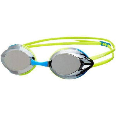 Junior Opal Mirror Goggles (6-12 Years) - Yellow/Blue - Laguna Lifestyle