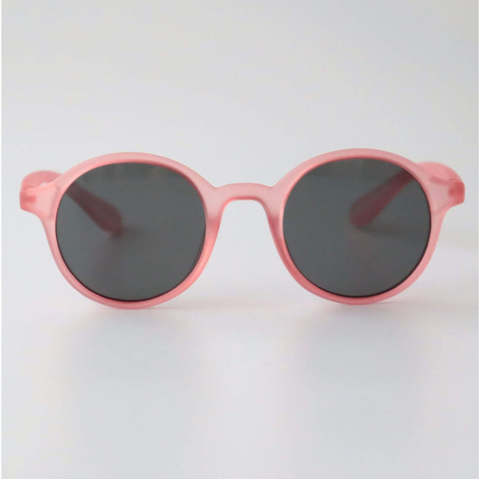 COMING SOON Kids Flexible Shatterproof Sunglasses - Pink-Sunglasses-by-Leosun-