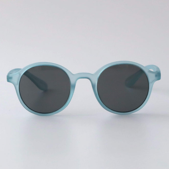 COMING SOON Kids Flexible Shatterproof Sunglasses - Blue-Sunglasses-by-Leosun-