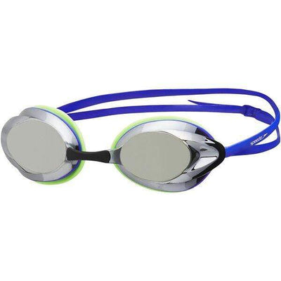 Opal Mirror Goggles Adult - Royal/Green - Laguna Lifestyle