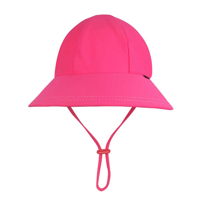 Kids Swim Bucket Hat - Candy Pink by Bedhead - Laguna Lifestyle
