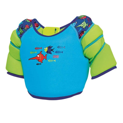 Sea Saw Water Wings Vest - Blue-Zoggs-Laguna-Lifestyle