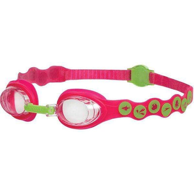 Sea Squad Spot Goggle (2-6 Years) - Pink/Green - Laguna Lifestyle