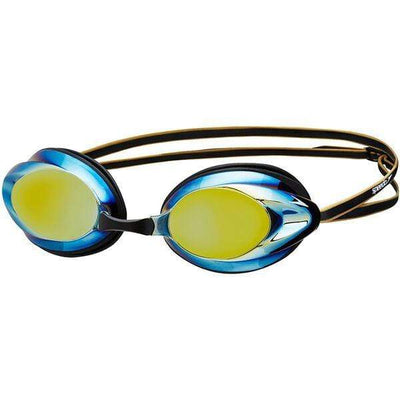 Opal Mirror Goggles Adult - Black/Gold - Laguna Lifestyle