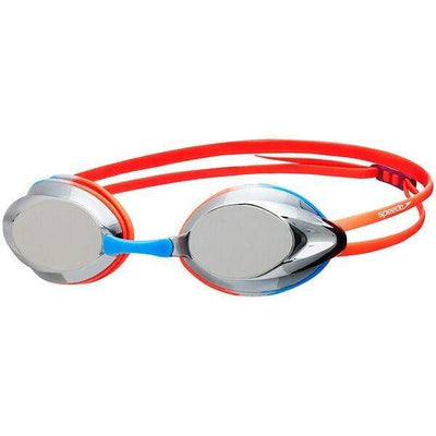 Junior Opal Mirror Goggles (6-12 Years) - Orange/Blue - Laguna Lifestyle