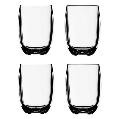 Stemless Osteria 4 Piece Set 384ml - Shatterproof - Laguna Lifestyle
