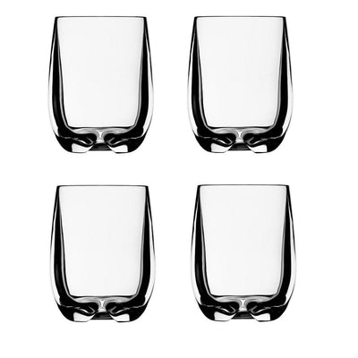 Stemless Osteria 4 piece Set 247ml - Shatterproof - Laguna Lifestyle