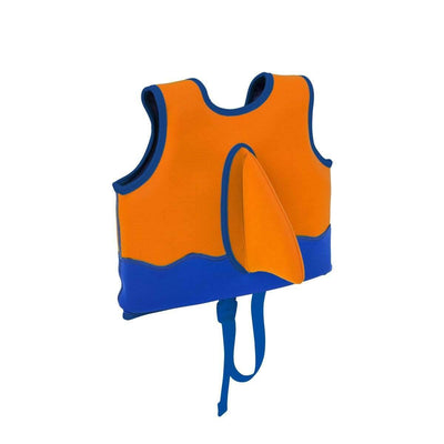 Float Vest / Life Vest - Shark Orange - Laguna Lifestyle