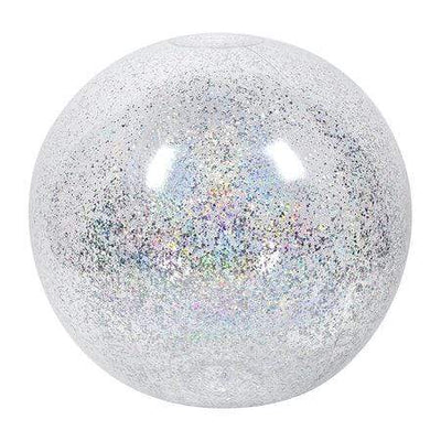 Inflatable Pool/Beach Ball - Glitter - Laguna Lifestyle