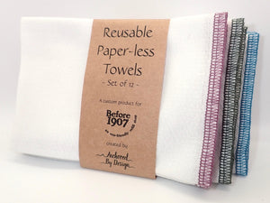 Reusable Paperless Towels