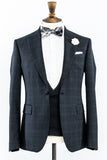 Isle Of Skye Slim Fit Wedding Suit