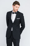 Black Slim Fit Tux