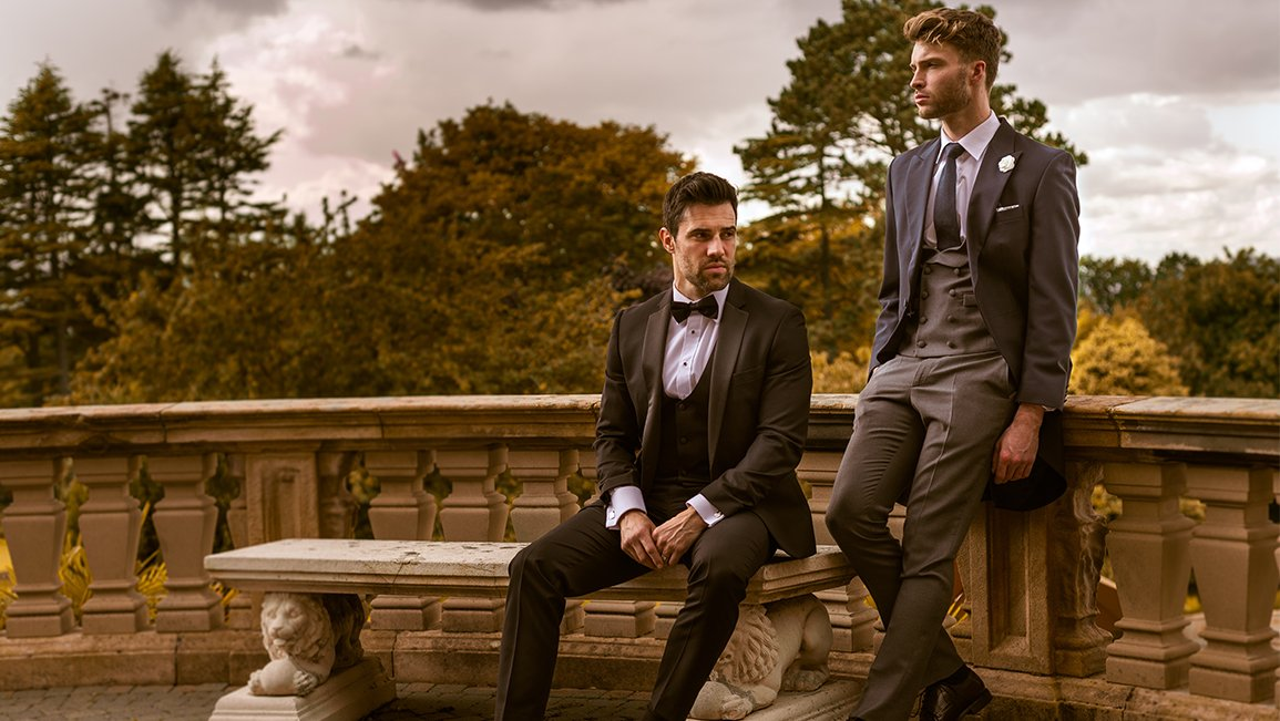 Mens Wedding and Formal Suit Hire Belfast, Cookstown
