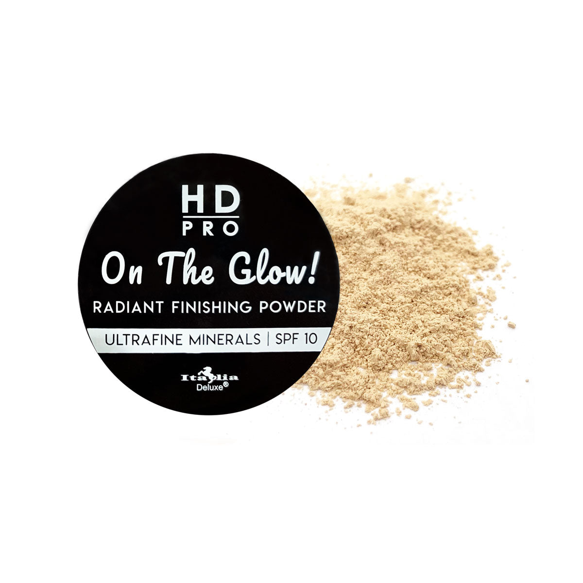HD Pro On The Glow! Radiant Finishing Powder