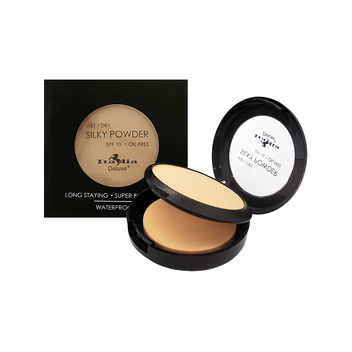 Silky Wet/Dry Foundation Powder