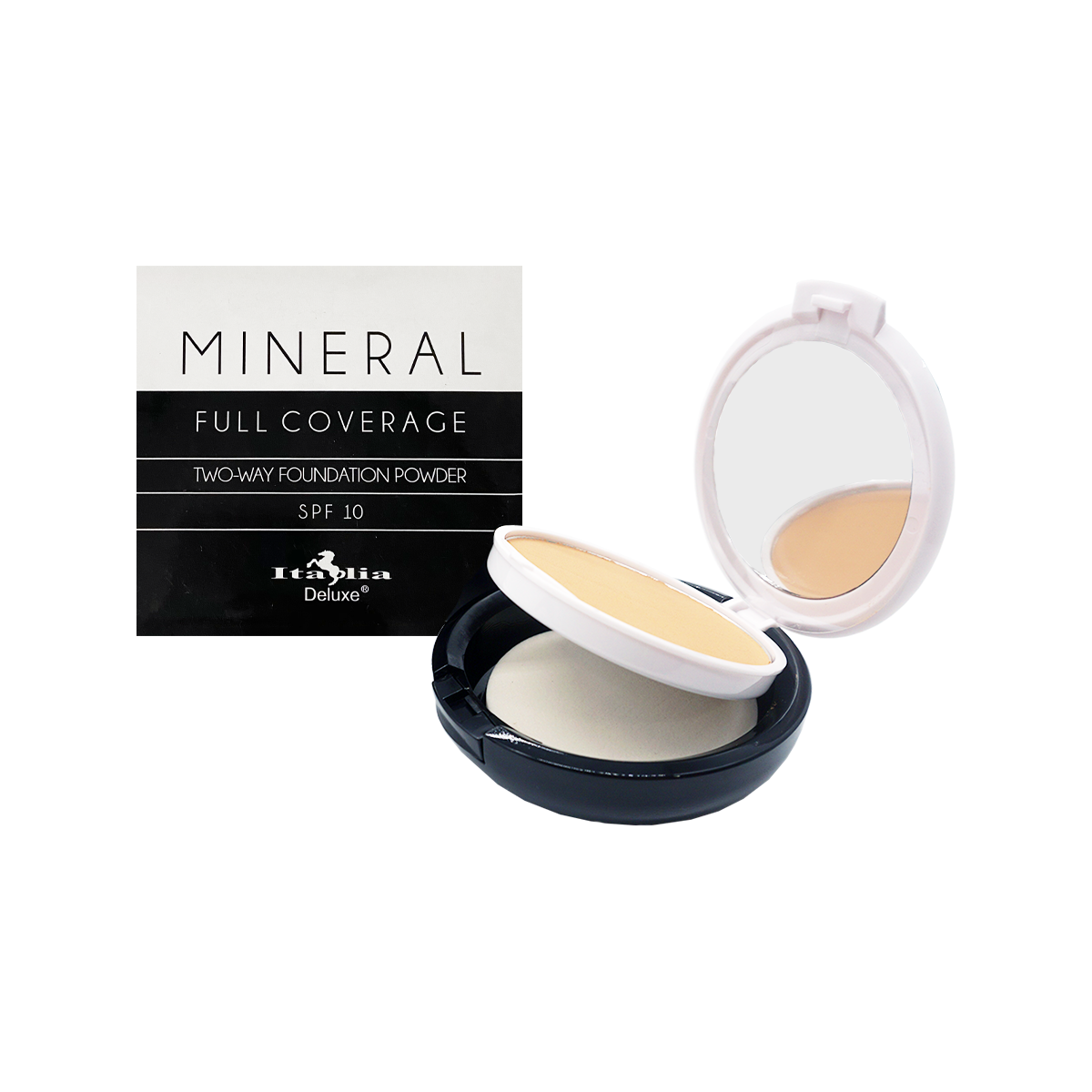 Mineral Full Coverage Foundation Powder