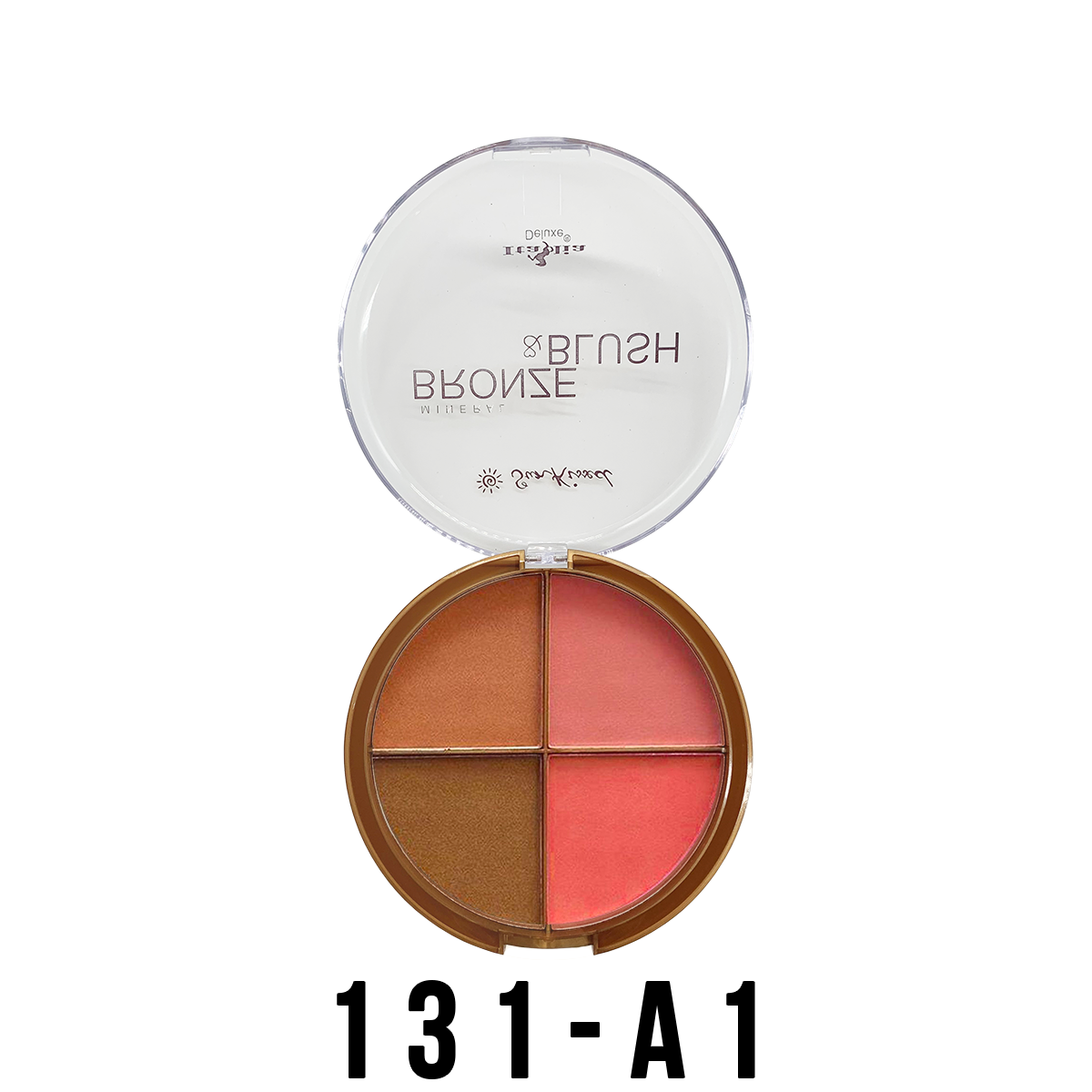 SunKissed Bronze & Blush Kit A