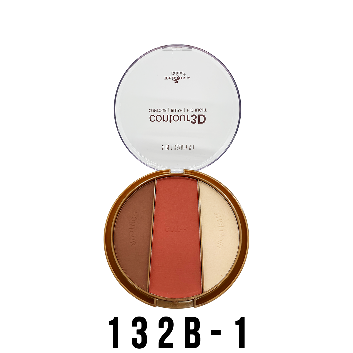3D Contour Blush & Highlight Sets A & B