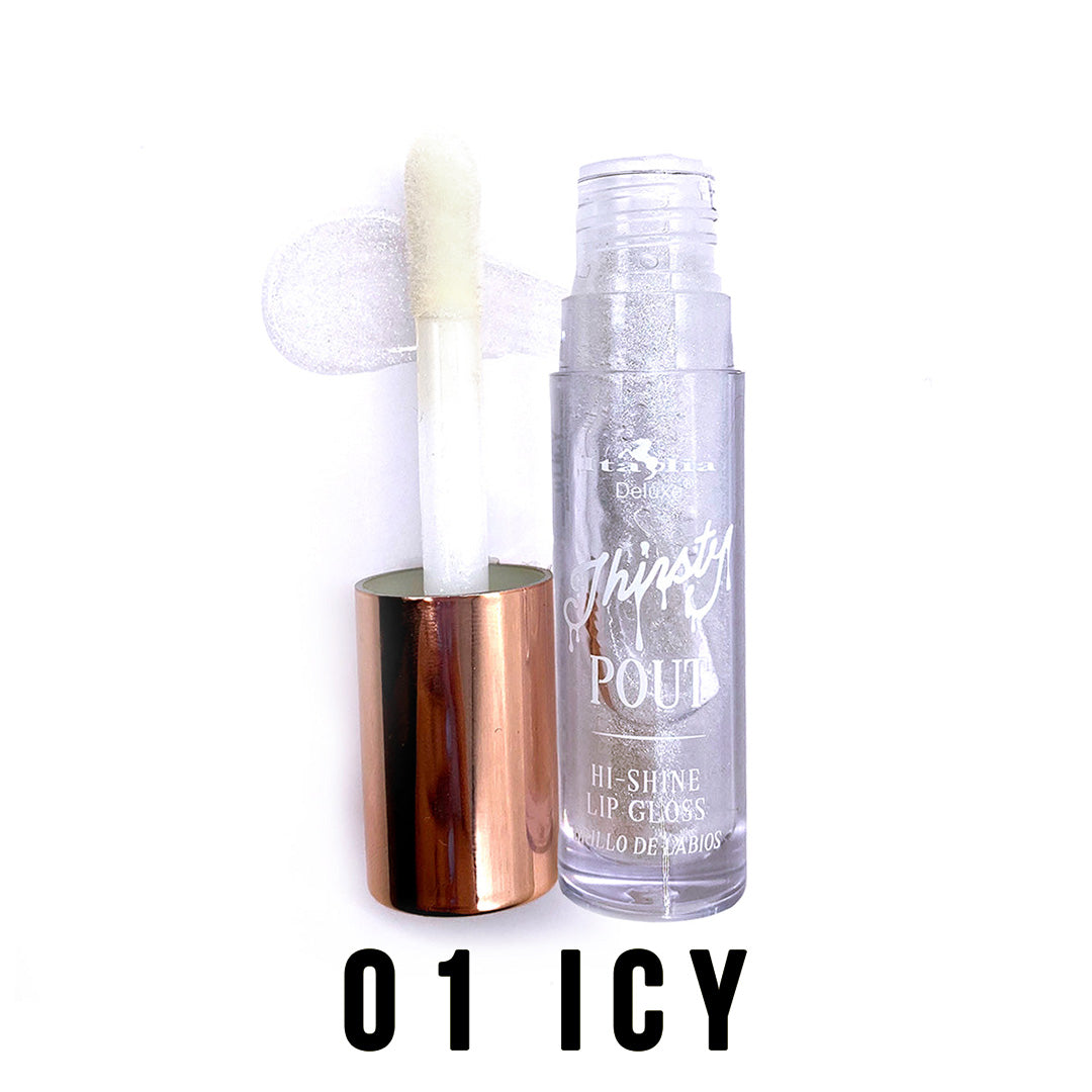 Thirsty Pout Hi-Shine Lip Gloss