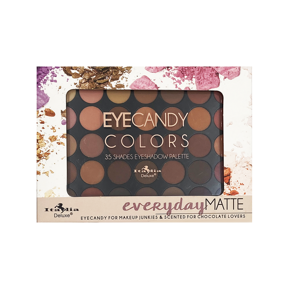 EyeCandy Colors Palette - Everyday Matte