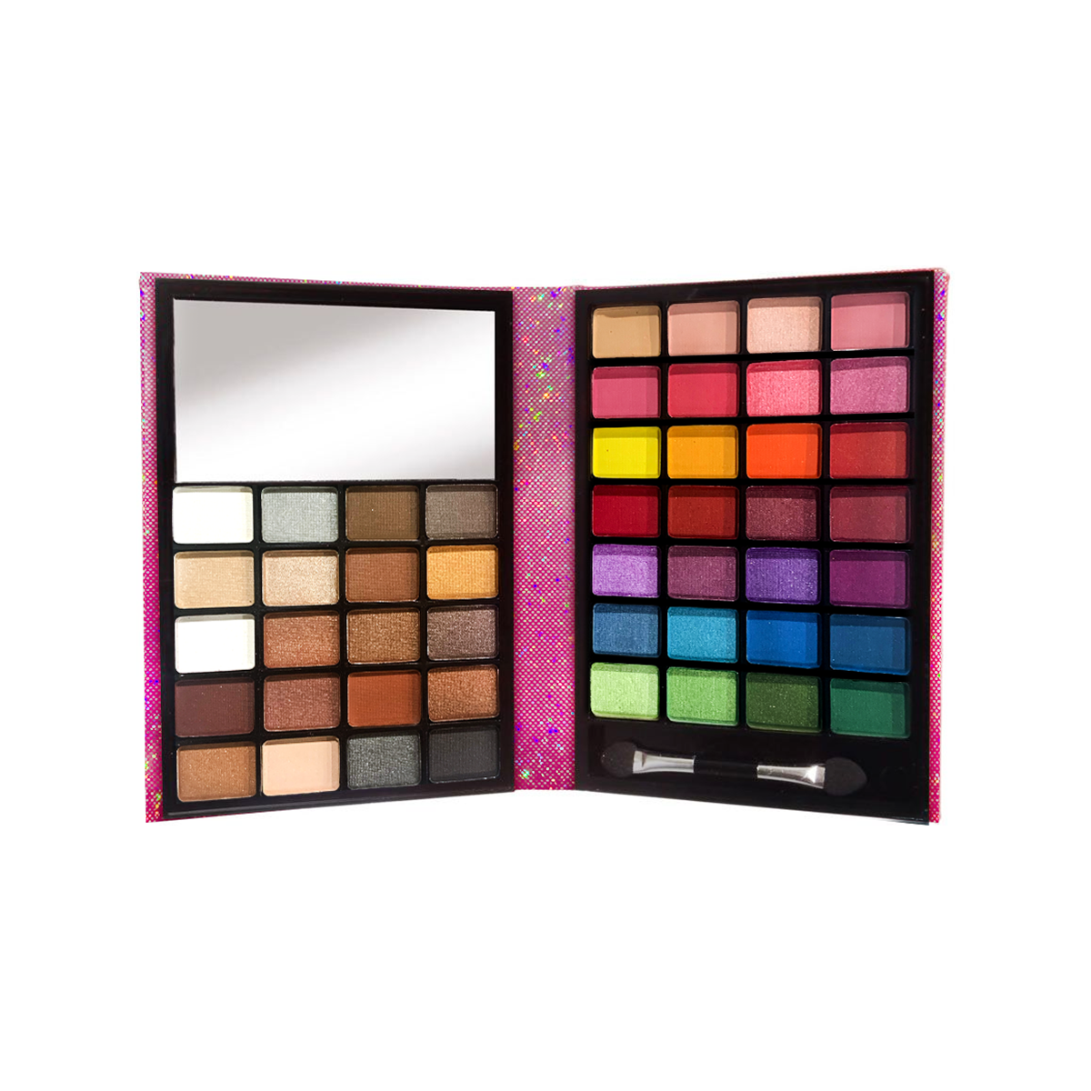 48 Color Eyeshadow Palette