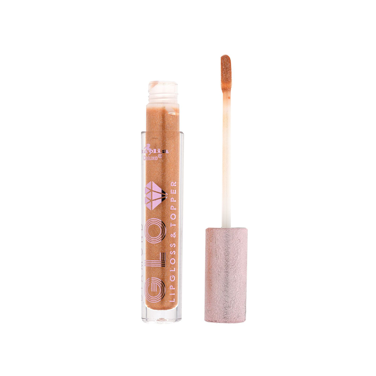 Diamond GLO Lipgloss & Topper