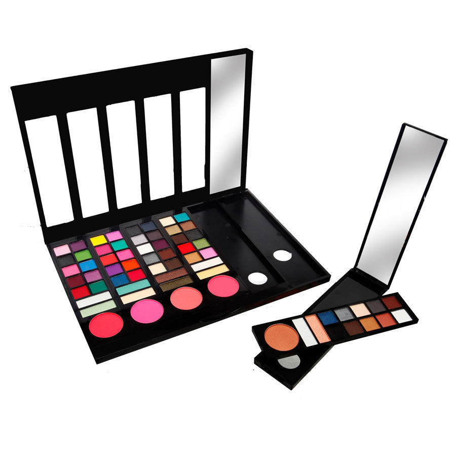 65 Color Eyeshadow Makeup Set