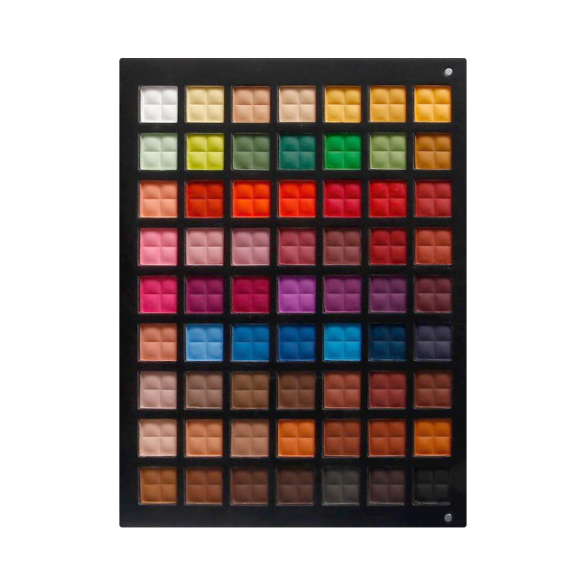 The Matte 63 Color Artist Fantasy Palette