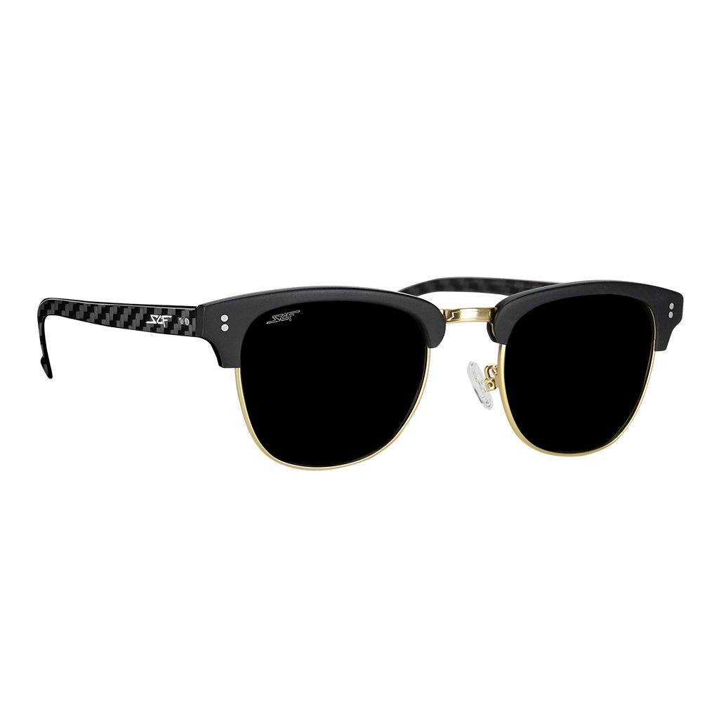Marina - Carbon Fiber Sunglasses (w/ Polarized Lenses) - Tatventure
