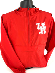University of Houston Cougars M Pack N Go Jacket