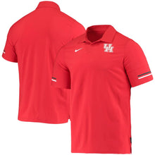 Load image into Gallery viewer, University of Houston Cougars Flex Coaches Polo