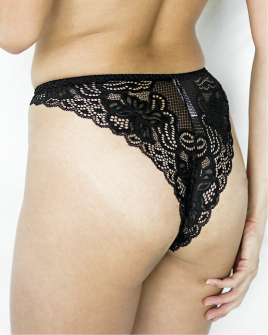 Haddi High Waisted Bottoms