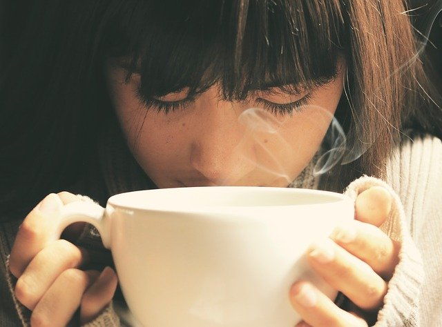 How coffee helps in depression