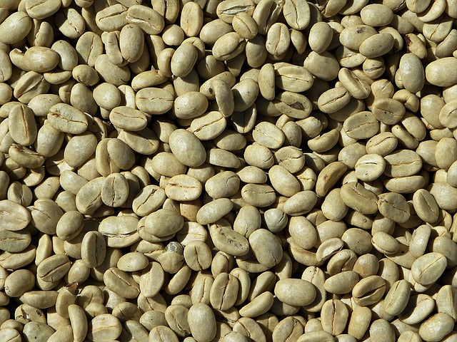 Chikmagalur green coffee beans brew overlord