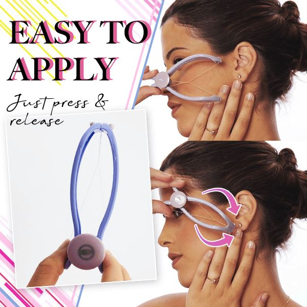 Brow & Facial Hair Epilator
