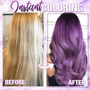 Violet Purple Hair Dye (50% OFF)