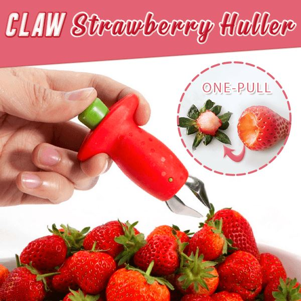 Claw Strawberry Huller